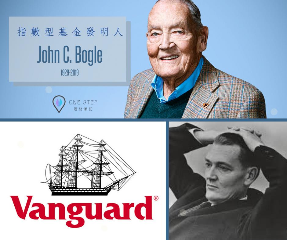 約翰柏格 John C. Bogle